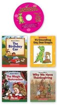 Dear Dragon and other Favorite Stories - Volume 5 - CD and Paperback Books