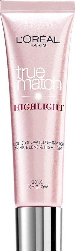 L'Oréal Paris True Match Highlighter - 301.C Icy Glow