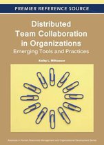 Distributed Team Collaboration in Organizations