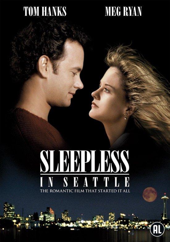 Cover van de film 'Sleepless In Seattle'