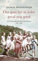 Boek cover Ons gaat het in ieder geval nog goed van Ingrid Hoogendijk