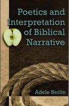 Boek cover Poetics and Interpretation of Biblical Narrative van Adele Berlin