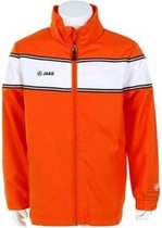 Jako Woven Jack Player Junior - Sportshirt - Kinderen - Maat 164 - Orange;White