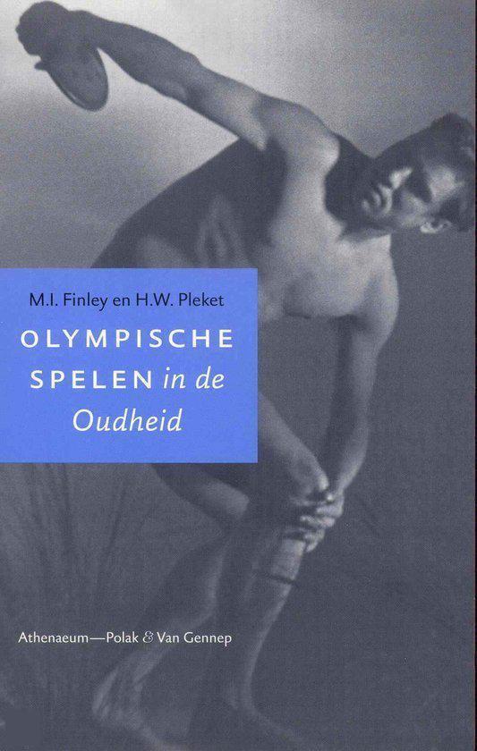 Olympische Spelen In De Oudheid - M.I. Finley |