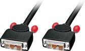 Lindy DVI-D Single Link Kabel M/M 1m