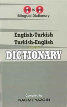 English-Turkish & Turkish-English One-to-One Dictionary (Exam-Suitable)