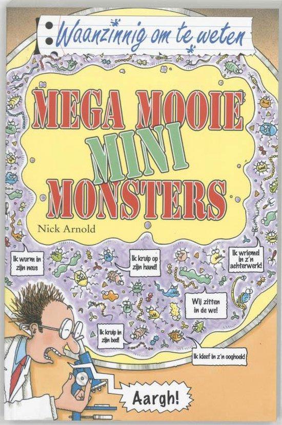 Mega Mooie Minimonsters - Nick Arnold  