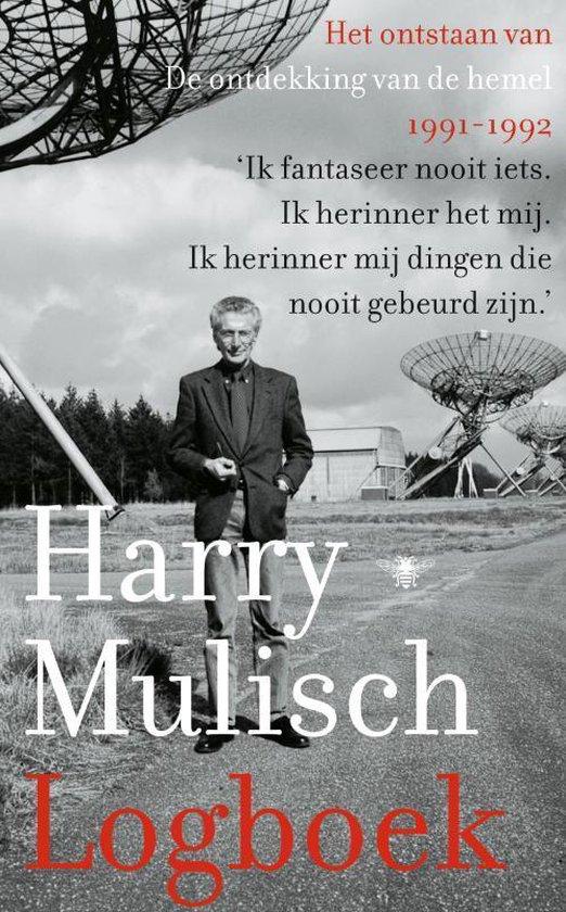 Leven & letteren - Logboek 2 1991-1992 - Harry Mulisch | Fthsonline.com
