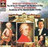 """Mozart: Symphonies 38 """" Prague """" & 30"""