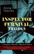 Omslag INSPECTOR FURNIVAL TRILOGY - Complete Murder Mystery Series