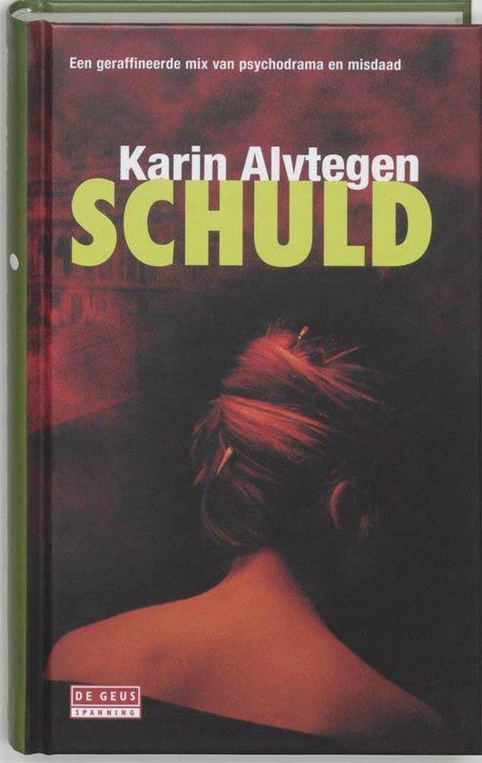Schuld - Karin Alvtegen |