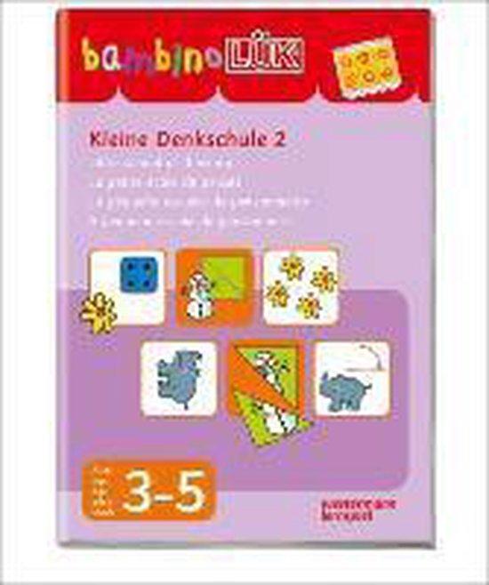 Boek cover bambinoLÜK. Die kleine Denkschule 2 van Junga, Michael (Paperback)