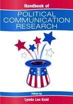 Handbook of Political Communication Research