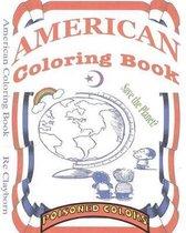 American Coloring Book