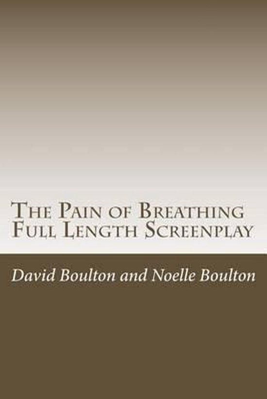 Boek cover The Pain of Breathing van Mr David Boulton (Paperback)