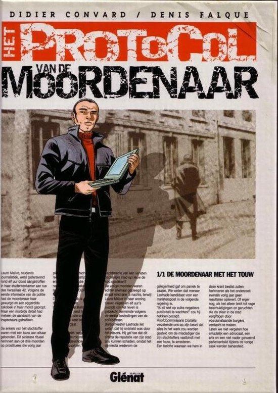 Protocol van de moordenaar 001 De moordenaar met het touw - Denis Falque | Fthsonline.com