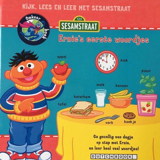 Kijk, lees en leer met Sesamstraat 1 - Dutchbook |