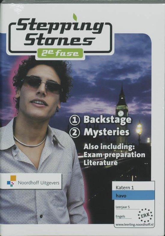Stepping Stones / Leerjaar 5 Havo / deel Katern 1 - none  