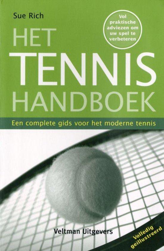 Het Tennishandboek - S. Rich | Readingchampions.org.uk