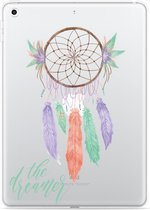 Apple iPad 9.7 2018 / 2017 Hoes Watercolor Dreamcatcher