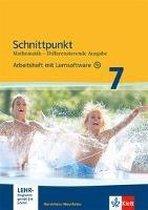 Schnittpunkt Mathematik - Differenzierende Ausgabe für Nordrhein-Westfalen. Arbeitsheft mit Lösungsheft und Lernsoftware Mittleres Niveau 7. Schuljahr