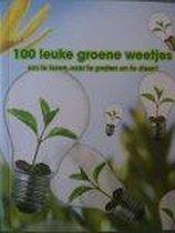 100 Leuke groene weetjes