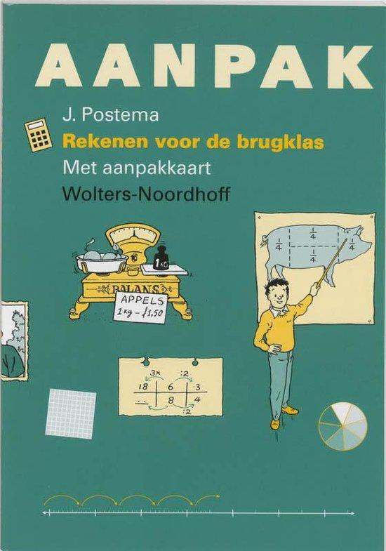 Aanpak rekenen voor de brugklas - Postema pdf epub