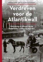 Boek cover Verdreven voor de Atlantikwall van Geert-Jan Mellink (Paperback)