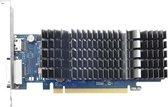 ASUS GT1030-SL-2G-BRK - Grafische kaart - GF GT 1030 - 2 GB GDDR5 - PCIe 3.0 laag profiel - DVI, HDMI - zonder ventilator