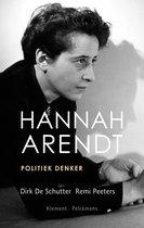 Boek cover Hannah Arendt van Dirk de Schutter