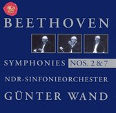 Beethoven: Symphonies Nos. 2 +