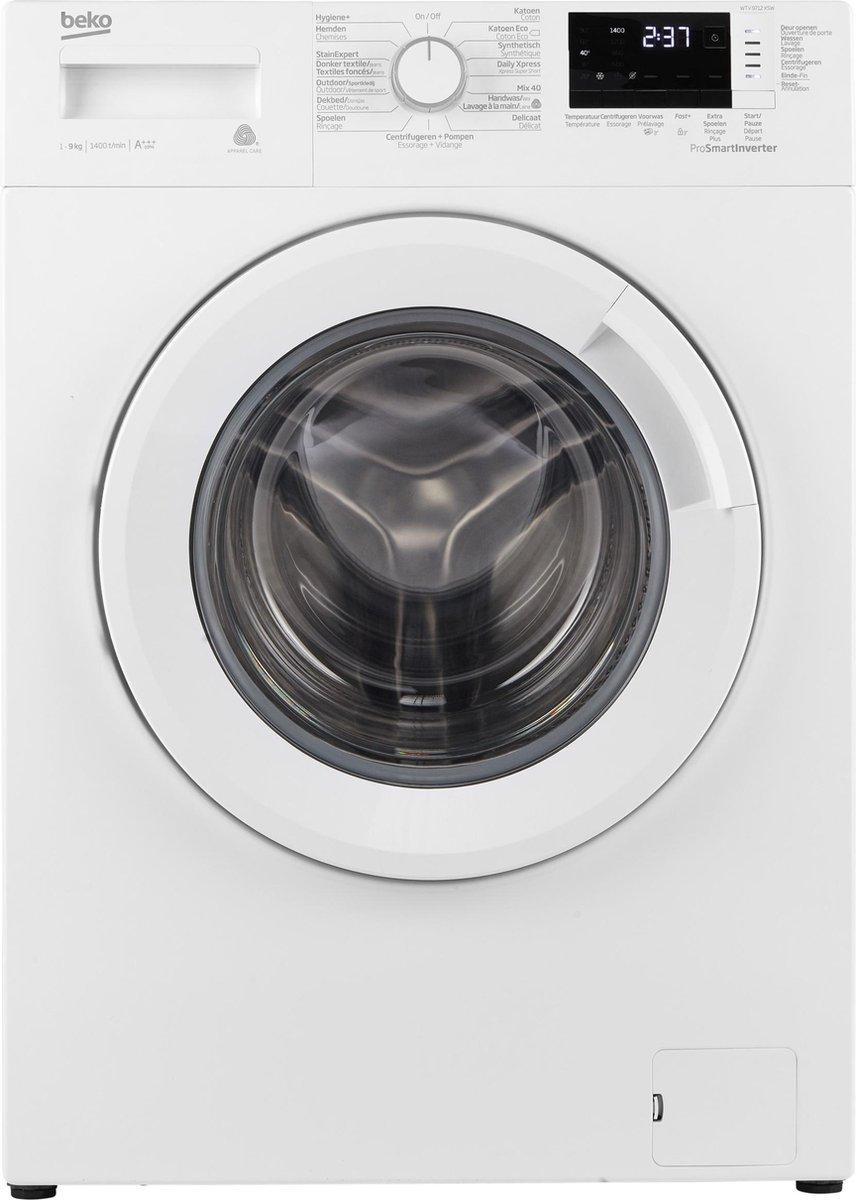 Beko WTV9712XSW – Wasmachine