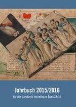 Jahrbuch für den Landkreis Holzminden / Jahrbuch 2015/16