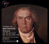 Beethoven: Sonatas, Op. 49 Nos. 1 & 2, Op. 14 No. 2, Op. 110