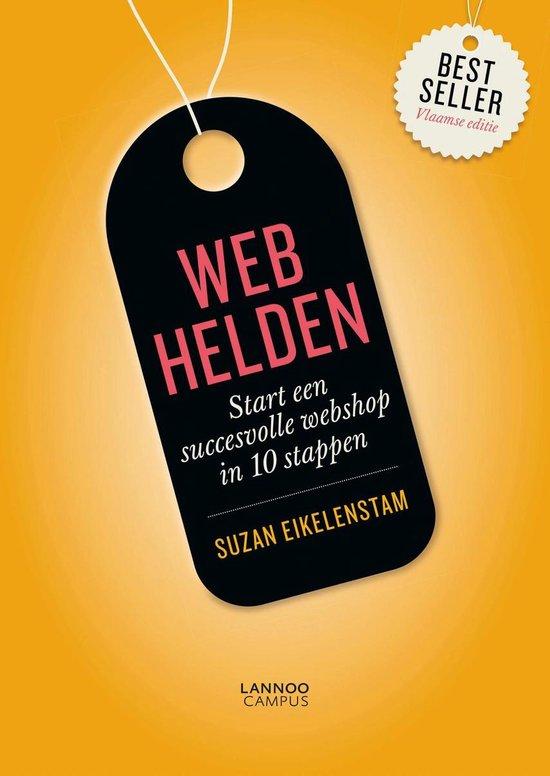Webhelden (E-boek - ePub-formaat) - Suzan Eikelenstam  