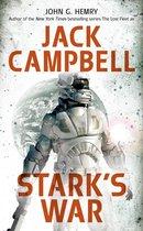Boek cover Starks War van John G. Hemry