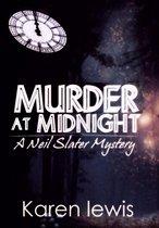 Omslag Murder at Midnight