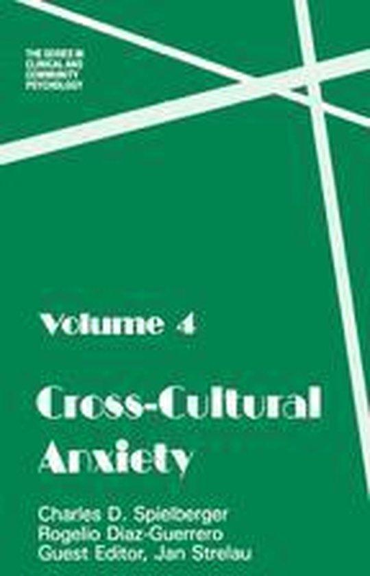 Afbeelding van Cross Cultural Anxiety