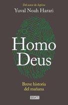 Omslag Homo Deus
