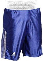 Adidas Amateur Boxing Short Blauw Wit - XS