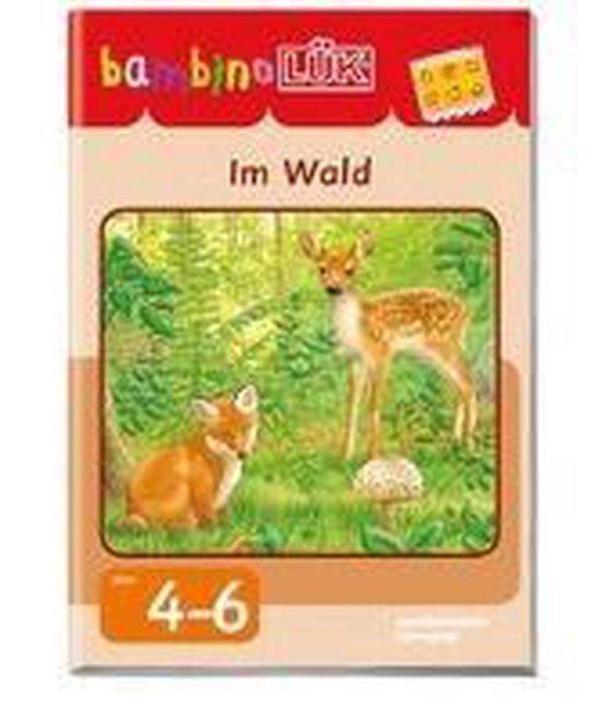 Boek cover bambinoLÜK - Der Wald van Junga, Michael (Paperback)