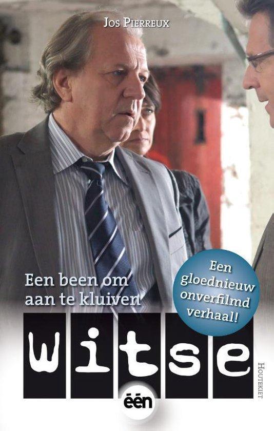 Cover van het boek 'Witse'