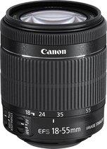 Canon 8114B001 SLR Standaardzoomlens Zwart cameralens