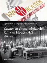 Omslag Cacao- en chocoladefabriek C.J. van Houten & Zn. 1815-1971