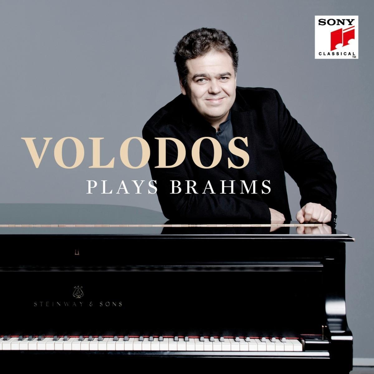 Plays Brahms - Arcadi Volodos