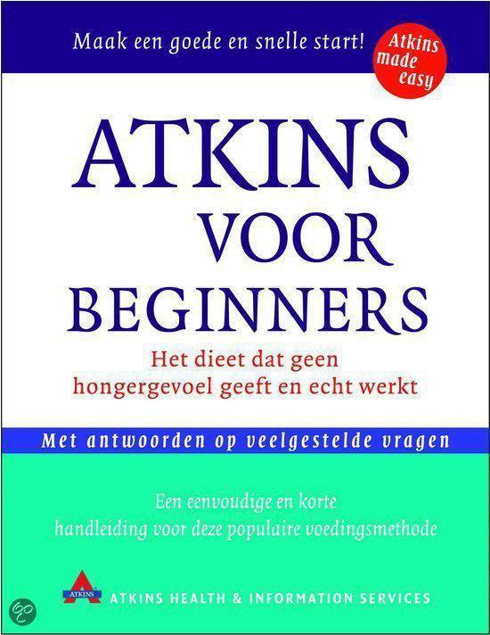 Atkins Voor Beginners - R.C. Atkins |