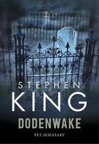 Boekomslag van 'Dodenwake'