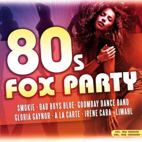 80S Fox Party