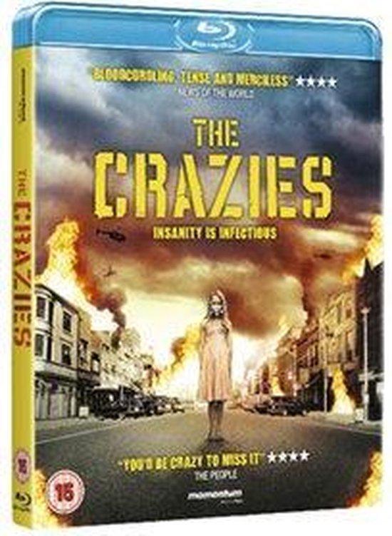 Cover van de film 'Crazies'