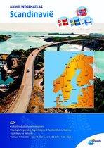 ANWB wegenatlas - Scandinavië